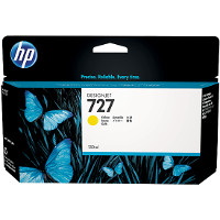Hewlett Packard HP B3P21A ( HP 727 Yellow ) InkJet Cartridge