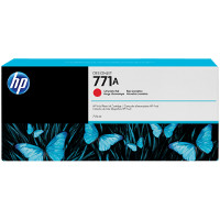Hewlett Packard HP B6Y16A ( HP 771A Chromatic Red ) InkJet Cartridge