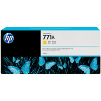 Hewlett Packard HP B6Y18A ( HP 771A Yellow ) InkJet Cartridge