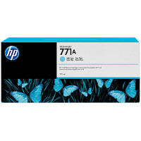 Hewlett Packard HP B6Y20A ( HP 771A Light Cyan ) InkJet Cartridge