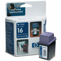 Hewlett Packard HP C1816A ( HP 16 ) Photo Inkjet Cartridge