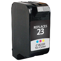 Hewlett Packard HP C1823A / HP 23 Replacement InkJet Cartridge