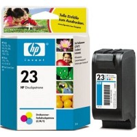 Hewlett Packard HP C1823A ( HP 23 ) Tri-color Inkjet Cartridge