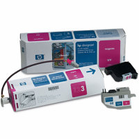 Hewlett Packard HP C1894A Magenta UV Inkjet Cartridge