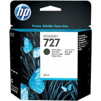 Hewlett Packard HP C1Q12A / HP 727 Matte Black Inkjet Cartridge