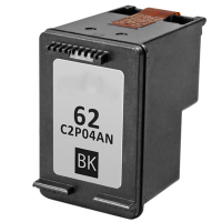 Remanufactured HP HP 62 Black ( C2P04AN ) Black Inkjet Cartridge (Made in North America; TAA Compliant)