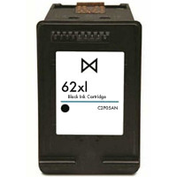 Remanufactured HP HP 62XL Black ( C2P05AN ) Black Inkjet Cartridge (Made in North America; TAA Compliant)