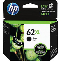Hewlett Packard HP C2P05AN ( HP 62XL black ) InkJet Cartridge