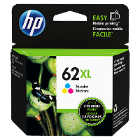 Hewlett Packard HP C2P07AN ( HP 62XL color ) InkJet Cartridge