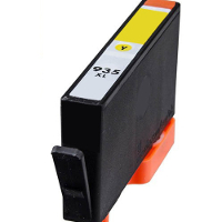 Remanufactured HP HP 935XL Yellow ( C2P26AN ) Yellow Inkjet Cartridge (Made in North America; TAA Compliant)