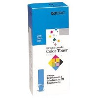 Hewlett Packard HP C3102A Cyan Laser Toner Bottle