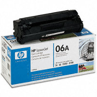 Hewlett Packard HP C3906A ( HP 06A ) Laser Toner Cartridge