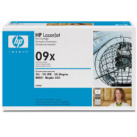 Hewlett Packard C3909X ( HP 09X ) Black Microfine Print Laser Toner Cartridge
