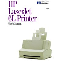 Hewlett Packard HP C3990 Laser Toner Printer Service Manual