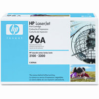 Hewlett Packard HP C4096A ( HP 96A ) Ultraprecise Laser Toner Cartridge