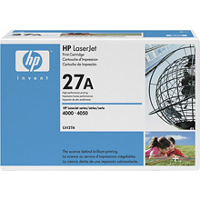 Hewlett Packard HP C4127A ( HP 27A ) Laser Toner Cartridge