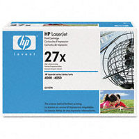 Hewlett Packard HP C4127X ( HP 27X ) Laser Toner Cartridge