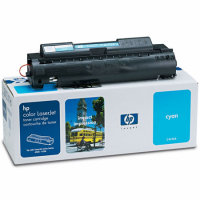 Hewlett Packard HP C4192A Cyan Laser Toner Cartridge