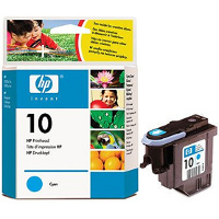 Hewlett Packard HP C4801A ( HP 10 Cyan ) InkJet Cartridge Printhead
