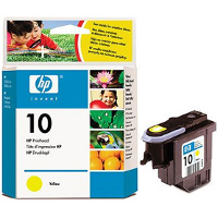 Hewlett Packard HP C4803A ( HP 10 Yellow ) InkJet Cartridge Printhead