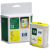 Hewlett Packard HP C4806A ( HP 12 Yellow ) Inkjet Cartridge