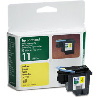 Hewlett Packard HP C4813A ( HP 11 Yellow ) Printhead for Yellow Inkjet Cartridges