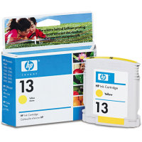 Hewlett Packard HP C4817A ( HP 13 Yellow ) InkJet Cartridge