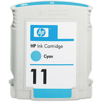 Hewlett Packard HP C4836AN ( HP 11 Cyan ) Inkjet Cartridge