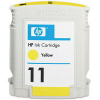 Hewlett Packard HP C4838AN ( HP 11 Yellow ) Inkjet Cartridge