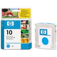 Hewlett Packard HP C4841A ( HP 10 Cyan ) Inkjet Cartridge