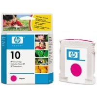 Hewlett Packard HP C4843A ( HP 10 Magenta ) Inkjet Cartridge