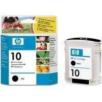 Hewlett Packard HP C4844A ( HP 10 Black ) Inkjet Cartridge