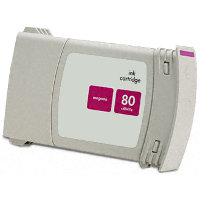 Hewlett Packard HP C4847A ( HP 80 ) Compatible InkJet Cartridge