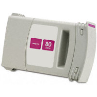 Hewlett Packard HP C4874A ( HP 80 Magenta ) Remanufactured InkJet Cartridge