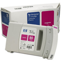 Hewlett Packard HP C4874A ( HP 80 ) Regular Capacity Magenta Inkjet Cartridge