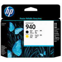 Hewlett Packard HP C4900A ( HP 940 Black/Yellow Printhead ) InkJet Printhead