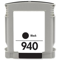 Hewlett Packard HP C4902AN ( HP 940 Black ) Remanufactured InkJet Cartridge