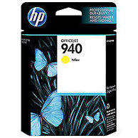 Hewlett Packard HP C4905AN ( HP 940 Yellow ) InkJet Cartridge
