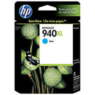 Hewlett Packard HP C4907AN ( HP 940XL Cyan ) InkJet Cartridge