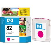 Hewlett Packard HP C4912A ( HP 82 magenta ) Inkjet Cartridge