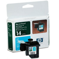 Hewlett Packard HP C4921A ( HP 14 Cyan ) Printhead for Cyan Inkjet Cartridges