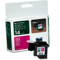 Hewlett Packard HP C4922A ( HP 14 Magenta ) Printhead for Magenta Inkjet Cartridges