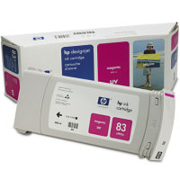 Hewlett Packard HP C4942A ( HP 83 ) Magenta UV Inkjet Cartridge