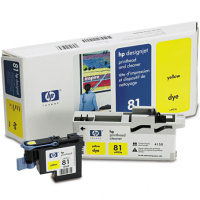 Hewlett Packard HP C4953A ( HP 81 ) Printhead InkJet Cartridge
