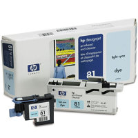Hewlett Packard HP C4954A ( HP 81 ) Printhead InkJet Cartridge