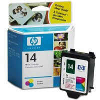 Hewlett Packard C5010DN ( HP 14d Tri-color ) InkJet Cartridge