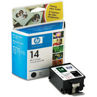 Hewlett Packard HP C5011AN ( HP 14 Black ) Inkjet Cartridge