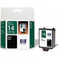Hewlett Packard C5011DN ( HP 14d Black ) InkJet Cartridge