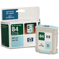 Hewlett Packard HP C5017A ( HP 84 ) Light Cyan Inkjet Cartridge