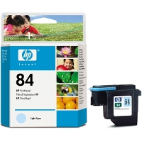 Hewlett Packard HP C5020A ( HP 84 ) Light Cyan Printhead InkJet Cartridge